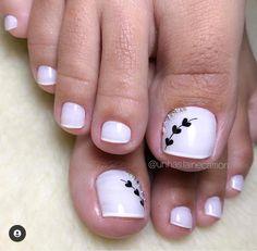 Cute Toe Nails, Cute Toes, Gorgeous Feet, Manicure And Pedicure, Hair Beauty, Nail Art, Canela, Mariana, Toenails Painted