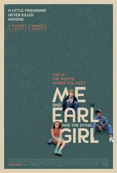 Me and Earl and the Dying Girl - News - Cinema Buff