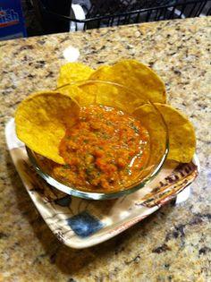 Niki Cooks for Interstitial Cystitis: No Tomato Salsa