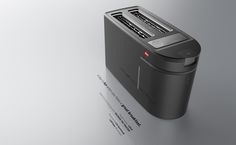 TOASTER : what if designed by 'LEICA' on Behance