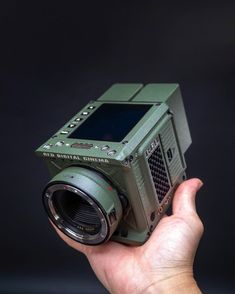 """ALPHAGVRD (@alphagvrd_inc) posted on Instagram: """"Yes, this is the skin to beat if you love the Militaristic colors. Looks more like a VVeapon than Red's own 😄. Skins for your cameras…"""" • Sep 8, 2021 at 9:54pm UTC Camera Tips, Camera Hacks, Cameras, Beats, Love You, Colors, Red, Instagram, Te Amo"""