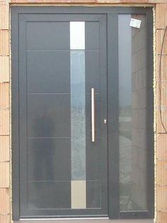 Vchodové dvere - - Okná, dveré a brány