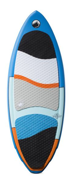 Looking for a lighter, more versatile version of his popular TC Skim, Tommy worked with us this season to create his newest surf skim dynamo, the PRIMO. The vacuum formed outer skin construction makes this board bulletproof and ultra-light! The fin options make this perfect for anyone looking for an aggressive, yet in control surf ride. Ride it as a twin fin for surf-style stability and to drive down the line, or ride it as a single fin for that loose skim feel.