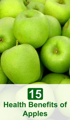 Apple is a good source of fiber, including both soluble and insoluble pectins, and it's also a good source of vitamin C.