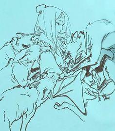 Superani artist kim Jung Gi @kimjung_gi #kimjunggi #artist #illustrator #drawing #art #drawings #draw #sketch #sketching #sketches…