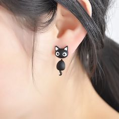 Please note that those earrings come only in 1 piece. If you need one for each ear you should order 2.