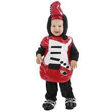 Adorable guitar costume for toddlers!