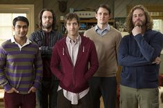 Silicon Valley. Laugh out loud funny. A  Mike Judge creation. Gilfoyle may be my spirit animal.