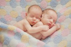 Twins...this was my life 23 years ago when my Son's were born = LOVE xo kl
