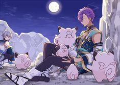 Pokemon, Star Art, Ensemble Stars, Pretty Art, Akira, Neko, Knight, Manga, Anime Boys