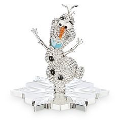 Olaf Limited Edition Figurine by Arribas Brothers | Disney Store