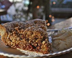 Pastry of the Week: Pear Mincemeat Pie - Bon Appétit | Bon Appetit