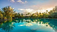 Voyage de rêve à Tahiti : L'hôtel St Regis Bora Bora à Tahiti luxe
