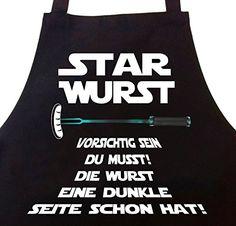 Grillschürze - Star Wurst Grillprofi…