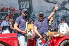 Andrea G. e Andrea V. vincono la meravigliosa Mille Miglia 2016. Da tutto il Team F.A.I.R.® un GRAZIE per aver portato il nostro brand in alto con voi! Andrea G. and Andrea V. win the wonderful Mille Miglia 2016!! All F.A.I.R.® team thank you guys to have brought our brand over the top with you!