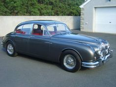 Jaguar Mk2 For Sale (1963) on Car And Classic UK [C276685]