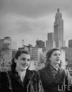 São Paulo, Brazil. 1947