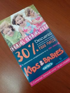 Kids and Babies flyer