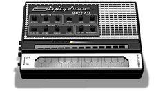 デヴィッド・ボウイやクラフトワークも使用していたトイ・シンセ「スタイロフォン」、最新版が登場 ギズモード・ジャパン