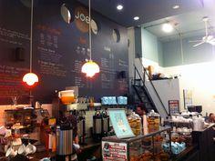 Joe Coffee, New York.
