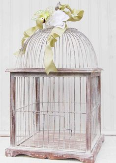 Don't necessarily like the style, just the fact that it's a birdcage