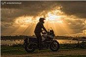 Uma moto pronta para nos levar longe, de forma confortável e segura, por qualquer tipo de estrada e sob qualquer condição meteorológica!