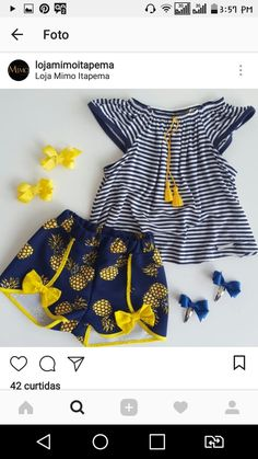 Baby Fancy Dress, Baby Girl Party Dresses, Girls Dresses, Toddler Girl Outfits, Kids Outfits, Baby Girl Fashion, Kids Fashion, Diy Vetement, Baby Dress Patterns