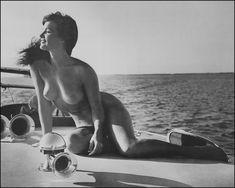 Bettie Page B Boat