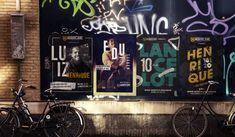 Confira meu projeto do @Behance: 'Posters Hurricane Bar' https://www.behance.net/gallery/66182073/Posters-Hurricane-Bar