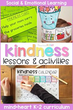 Classroom Management Tools for the Clever Elementary Teacher – Proud to be Primary Kindness Activities, Classroom Activities, Learning Activities, Classroom Ideas, Friendship Activities, Teaching Respect, Teaching Kids, Social Emotional Learning, Social Skills