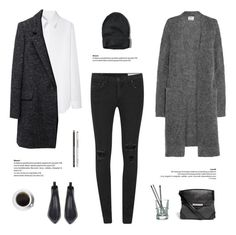 """""""Everyday"""" by bellamarie ❤ liked on Polyvore featuring rag & bone, Yohji Yamamoto, Acne Studios, Alexander Wang, Étoile Isabel Marant, Abercrombie & Fitch, Baccarat and polyvoreOOTD"""