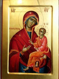 Orthodox Christianity, Blessed Virgin Mary, Ikon, Jesus Christ, Marvel, Art, Art Background, Kunst, Virgin Mary