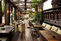 Los 10 restaurantes más acogedores del DF