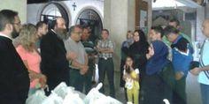CRISTIANOS DE ALEPO OFRECEN COMIDAS A LOS MUSULMANES POBRES DURANTE EL RAMADÁN  http://www.news.va/es/news/asiasiria-cristianos-de-alepo-ofrecen-comidas-a-lo