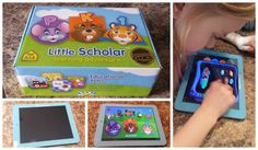 Enter to win a Little Scholar Tablet from SchoolZone at Real Moms Real Views.  Ends 12.8.14  ($169 value)