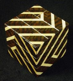 Lee Kraznow Puzzle Box - Hacked Gadgets – DIY Tech ... | Wooden ... Bar Code Box   http://www.youtube.com/watch?v=OH9JhRalzoY&feature=player_embedded