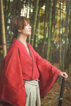 Rurouni Kenshin - Kenshin Himura - Cosplay (published by Morinanousuki on Cure WorldCosplay)