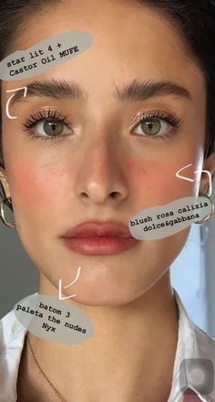 Makeup Everyday Look Tutorials Make Up 45 Ideas - Natural Makeup Tutorial Diy Makeup Primer, Eye Makeup Tips, Makeup Goals, Makeup Inspo, Makeup Inspiration, Makeup Ideas, Makeup Products, Makeup Guide, Eyebrow Makeup
