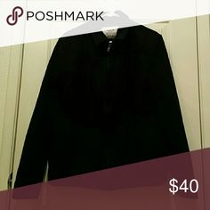 Men's Old Navy Black Wool Jacket Zip up wool jacket Bilateral side pockets with a secret inner pocket as shown Minor pilling at inner neckline from normal usage Great condition overall Great for keeping warm during winter months Old Navy Jackets & Coats Pea Coats