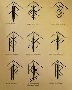 — striving-artist: Khuzdul Rune Glyphs So,. — striving-artist: Khuzdul Rune Glyphs So,. Alphabet Symbols, Rune Symbols, Magic Symbols, Viking Symbols, Viking Runes, Ancient Symbols, Glyphs Symbols, Egyptian Symbols, Norse Runes Meanings