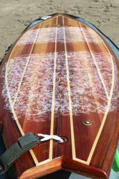 Handcrafted Wooden Surfboards - Dumble Surfboards
