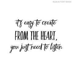 This is the personal mantra that I have had since I began Bulbura. I find that I need to be quiet, and still so I can really listen to what my heart is telling me. It tells me to share a little piece of nature with the world. It tells me to be kind, because we all have our struggles. It tells me to put as much positivity out into the world as I can. It tells me to relax and unwind, and connect with the people and things that truly matter. It tells me to remember all the times I gardened with…