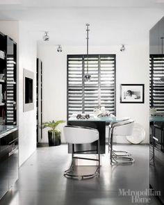 great apartment kitchen area