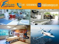 Falcon Emergency is providing Air Ambulance facility for many years in Mumbai, Raipur, and Shimla. If someone needs an air ambulance in critical condition, then contact our service immediately, which is available in your city. Web@ https://goo.gl/cqXrjt More@ https://goo.gl/skbxcu