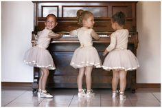 flower girls  #Wedding #casamento  http://www.viroucasamento.com.br/