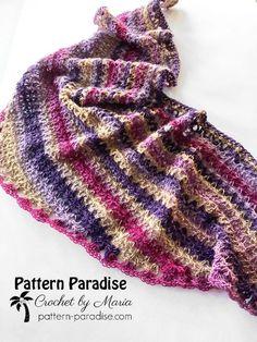 0d94779ac448e Free Crochet Pattern shawlette