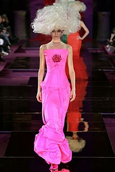 Christian Lacroix | Fall 2004 Couture Collection | Style.com