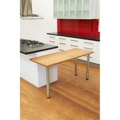 Bamboo benchtop/ tabletop x x Bathroom Renos, Dining Bench, Corner Desk, Bamboo, Kitchen, Tabletop, Warehouse, Furniture, Laundry