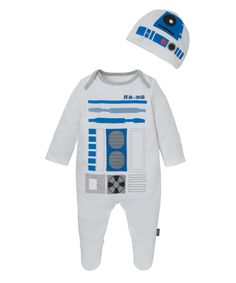 Star Wars R2-D2 All in One with Hat