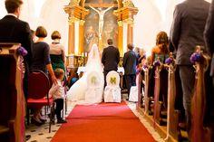 Castle Wedding in Austria at Obermayerhofen by Photographer orange-foto